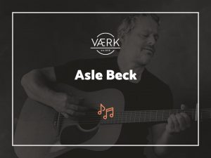 Konsert med Asle Beck 2. juli 2021