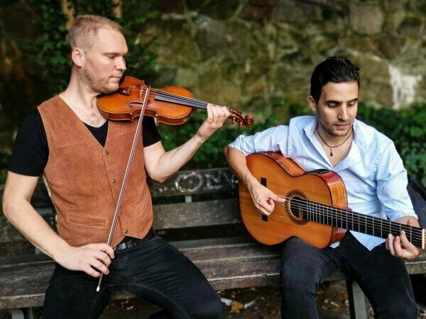 Tangokonsert med Karl og Diego 15. oktober 2021 - VÆRK AS