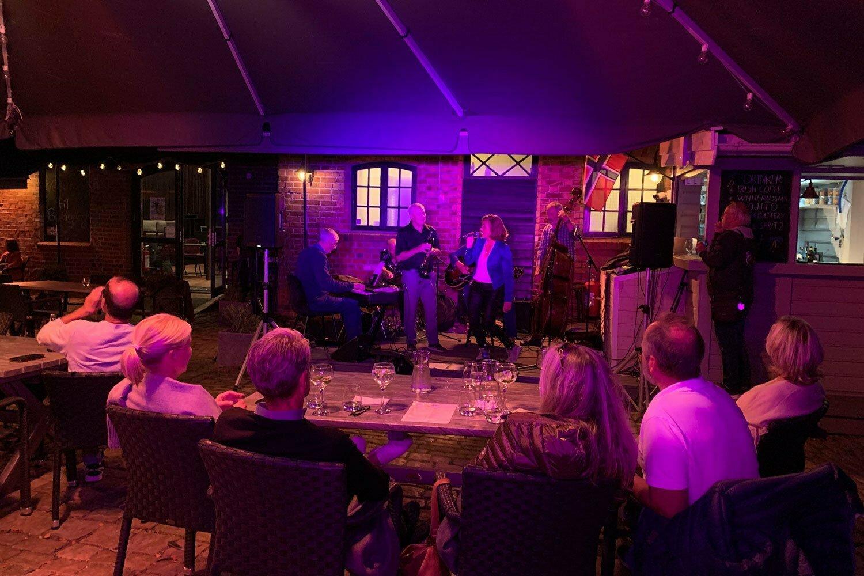 VÆRK takker for en super Gamlebyen Jazz Festival