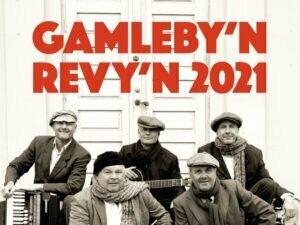 Gamleby'n Revy'n 2021 - Julerevy med Fredrikstadguttane hos VÆRK