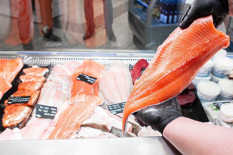 VÆRK AS samarbeider nå med Fredrikstad Seafoods