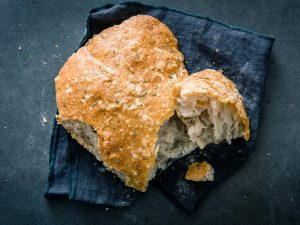 Nordisk luksusbuffet - brød